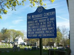 Medford Methodist Cemetery