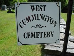 West Cummington Cemetery