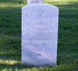 Russell L Sloan
