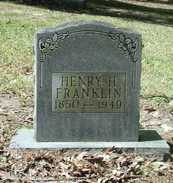 """Henry Francis H. """"Bilbo"""" Franklin"""