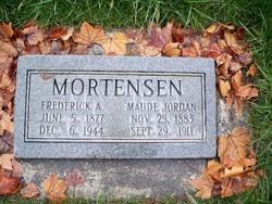Maude Jordan Mortensen