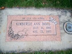 Kimberly Ann Davis