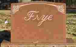 Ernest Clifton Frye, Sr