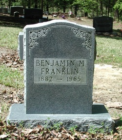 "Benjamin Malachi ""Ben"" Franklin"