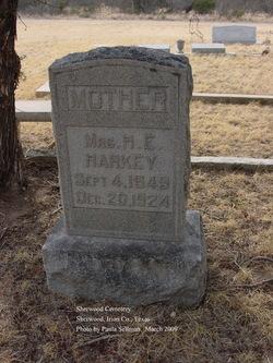 Mrs Henrietta Elizabeth <I>Jackson</I> Harkey