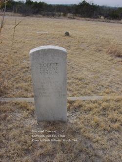 Robert Eugene Vinson