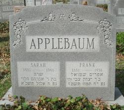 Frank Applebaum