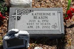 "Katherine Ann ""Kitty"" <I>Howland</I> Beason"
