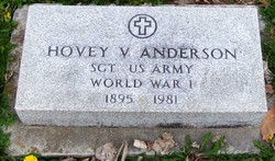 Sgt Hovey V. Anderson