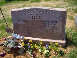 Bernadine <I>Sedlacek</I> Dini