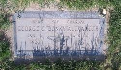 George C Alexander