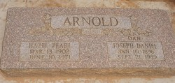 Hazel Pearl <I>Stahlman</I> Arnold