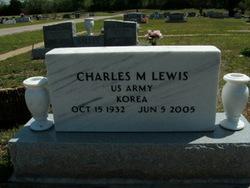 "Charles M. ""Sonny"" Lewis"