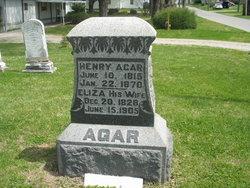 Eliza Agar