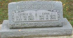 George Oliver Blankenship