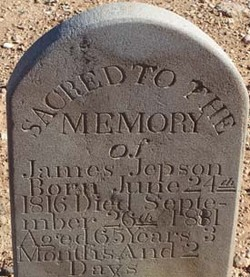 James Jepson, Sr