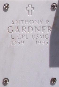 Anthony Phillip Gardner