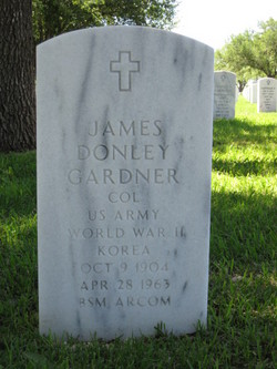 James Donley Gardner