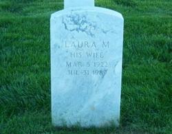 Laura M Garrison