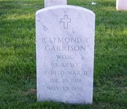 Raymond E Garrison