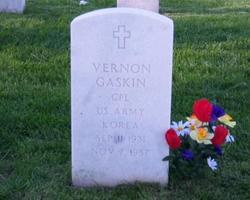 Vernon Gaskin