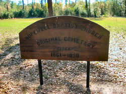 Hopewell Baptist Church Original Cemetery