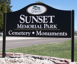 Sunset Memorial Park Cemetery