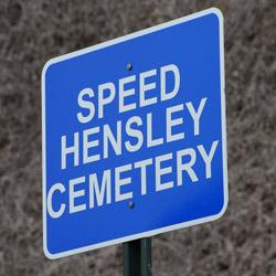 Speed Hensley Cemetery