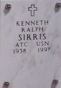 Kenneth Ralph Sirris