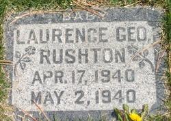 Laurence George Rushton