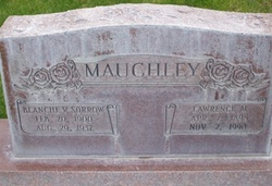 Blanche Viola <I>Sorrow</I> Mauchley