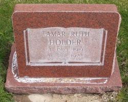 Tamar Ruth Holder