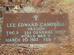 Lee Edward Campbell