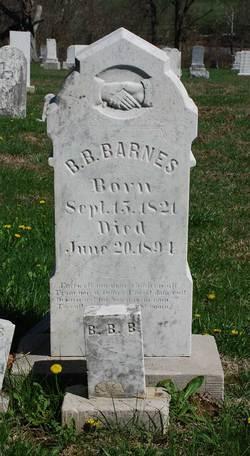 Brokenbery B. Barnes