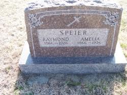 Amelia <I>Befort</I> Speier