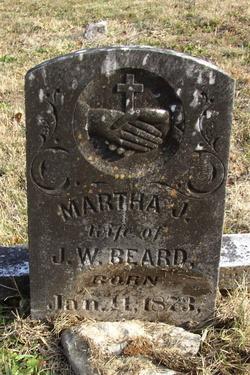 Martha J. Beard