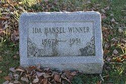 Ida S <I>Hansel</I> Winner