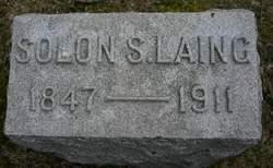 Solon S. Laing