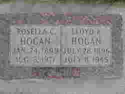 Lloyd Rawlins Hogan