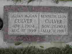 Lillian Hogan Culver