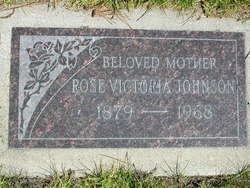 Rose Victoria <I>Graham</I> Johnson
