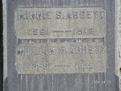 William H. Abbett