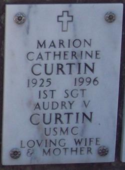 Marion Catherine Curtin