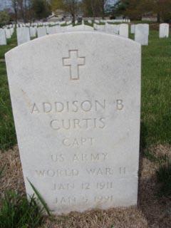 Addison B Curtis