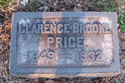 Clarence Brooke Price