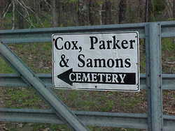 Cox, Parker, and Samons Cemetery