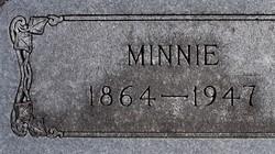 Minnie <I>Whitworth</I> Bell