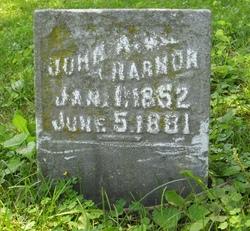 John A Harmon