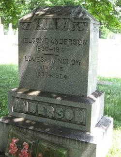 Louesa <I>Winslow</I> Anderson
