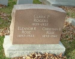 Clark P Rogers